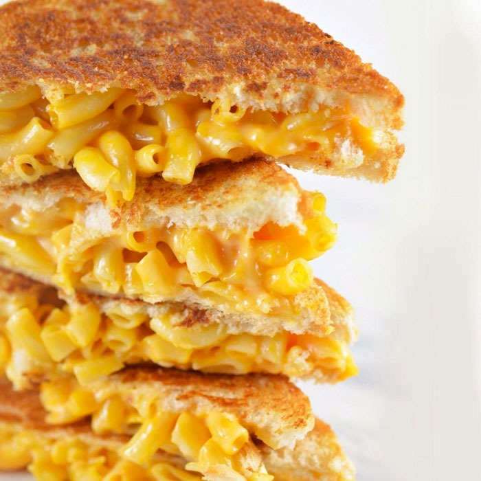 Worst social food trends mac and cheese grilled cheese