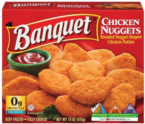 Banquet Original Chicken Nuggets