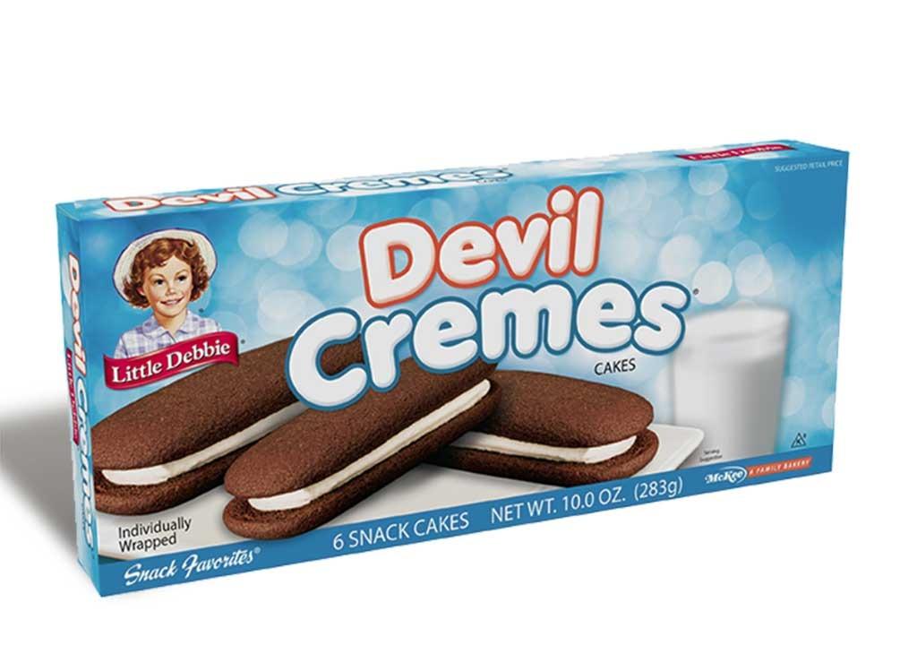 devil cremes