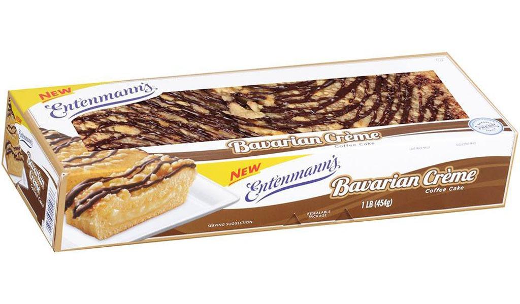 entenmanns coffeecake bavariancreme