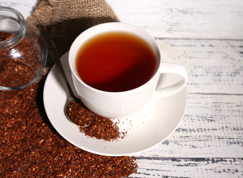 best hangover cure foods - red ginseng tea