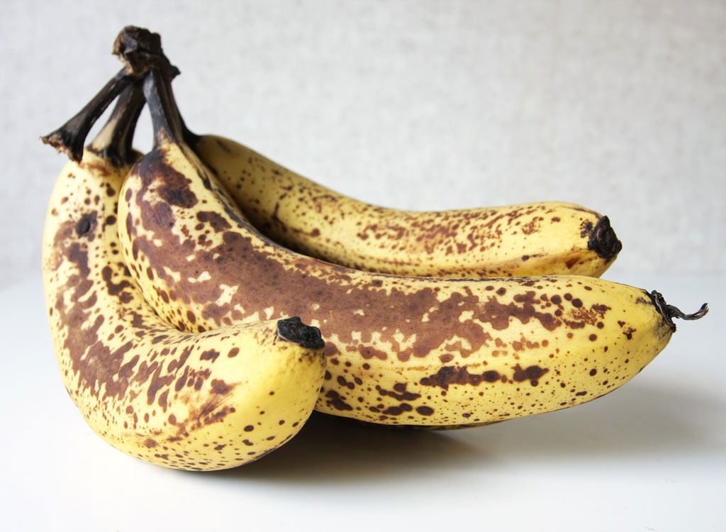brown spotted bananas