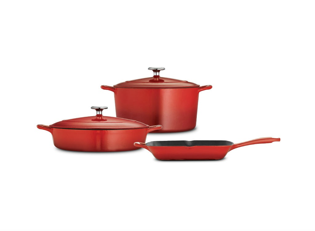 Healthy cooks cast iron