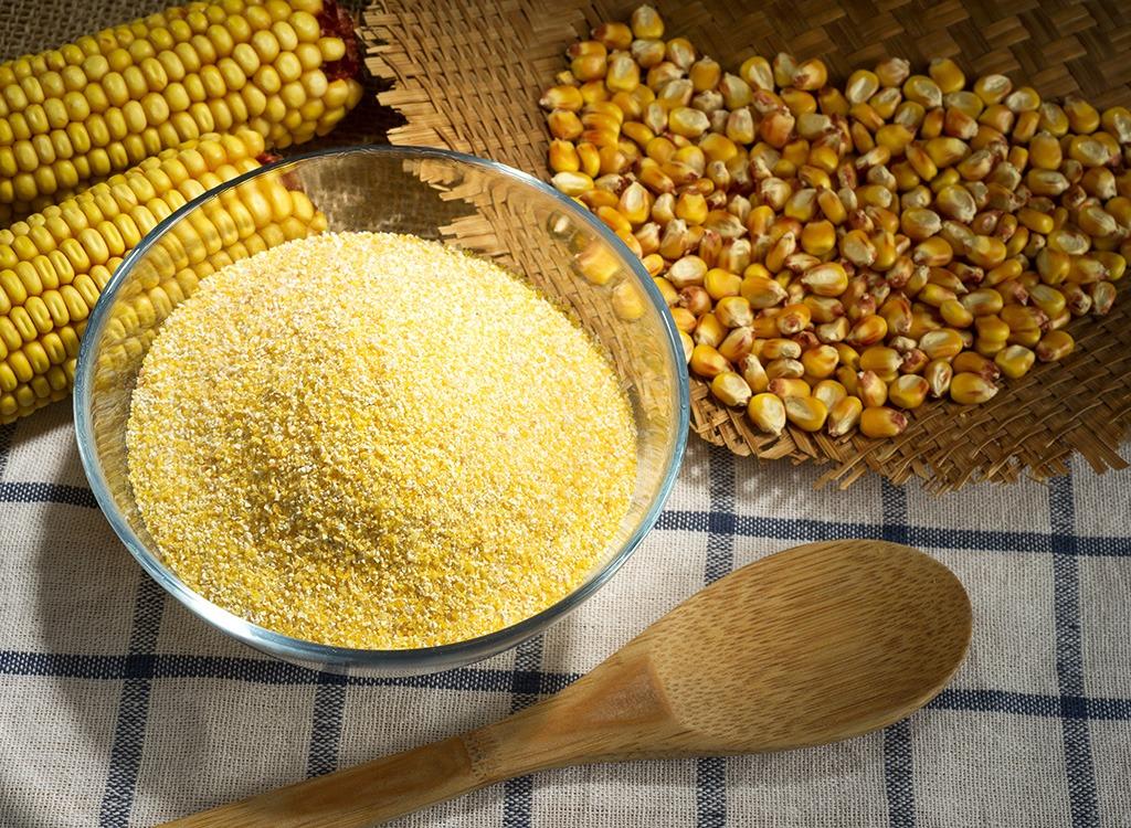 masa harina corn