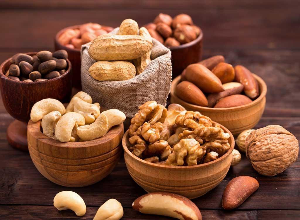 nuts various