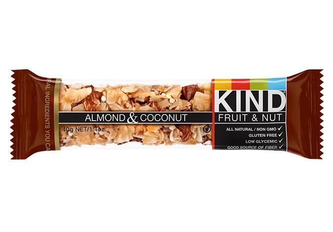 KIND ALMOND COCONUT