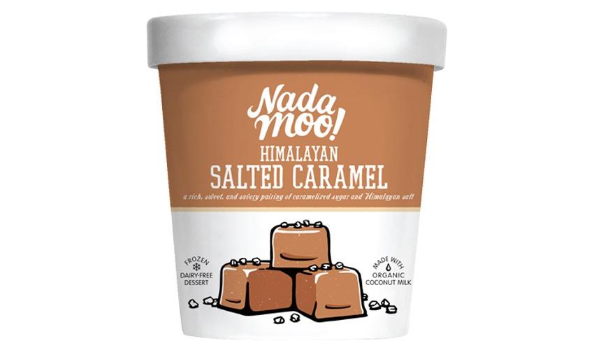 nadamoo himalayan salted caramel ice cream