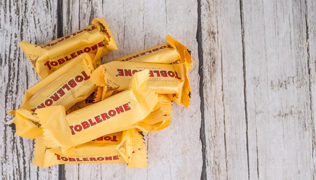 Toblerone Fun Size