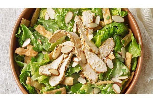panera sesame chicken salad