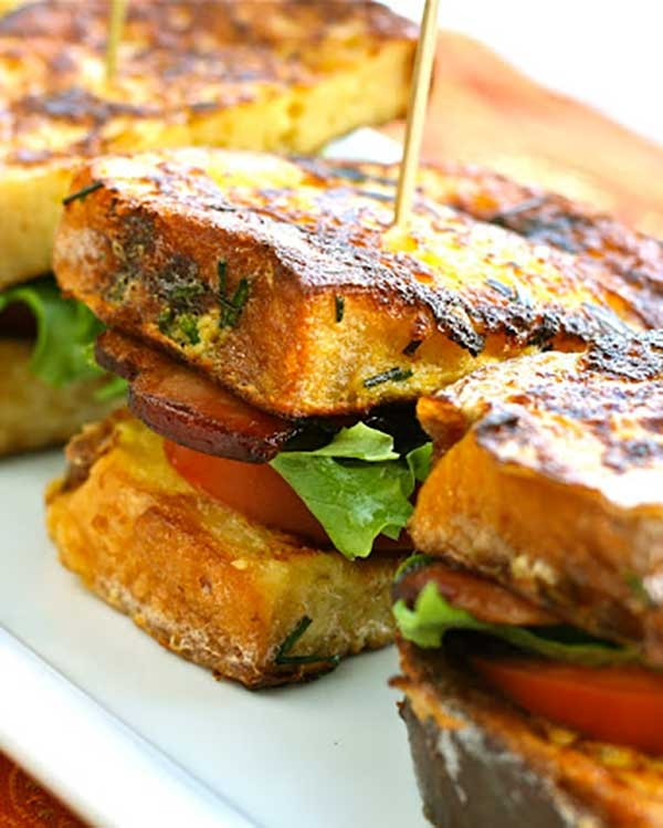 toasty french blts
