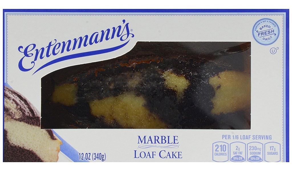 entenmanns loafcake marble