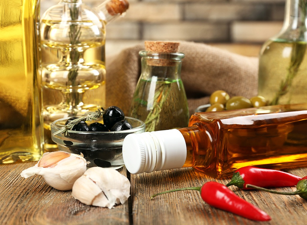 Cooking oils - how to lose weight after 30