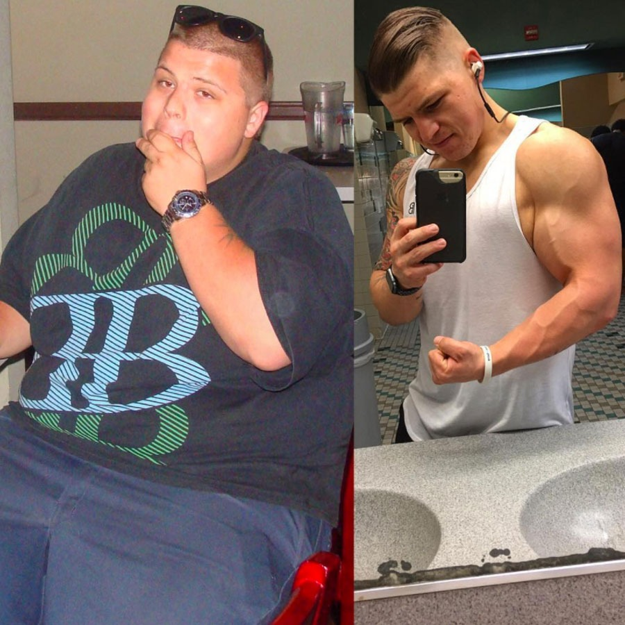 John David Glaude, 180 pounds