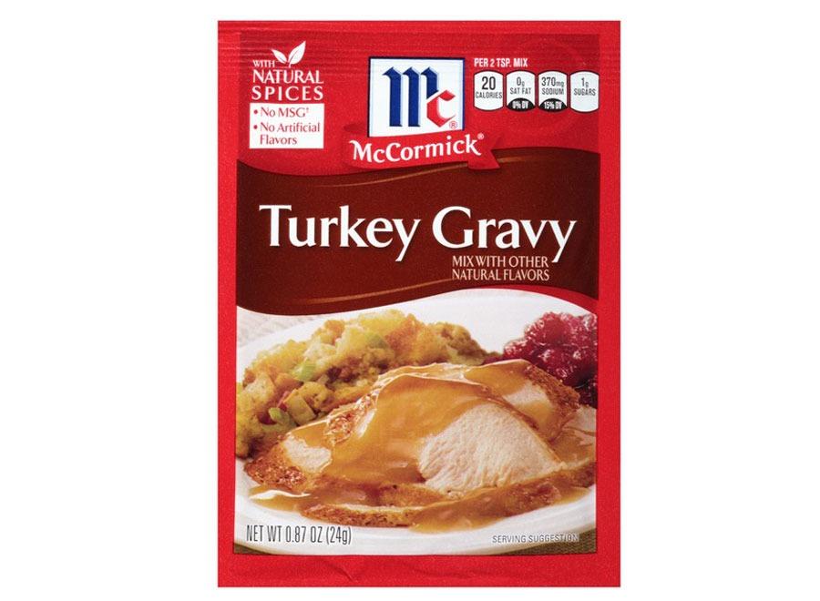 McCormick Turkey Gravy