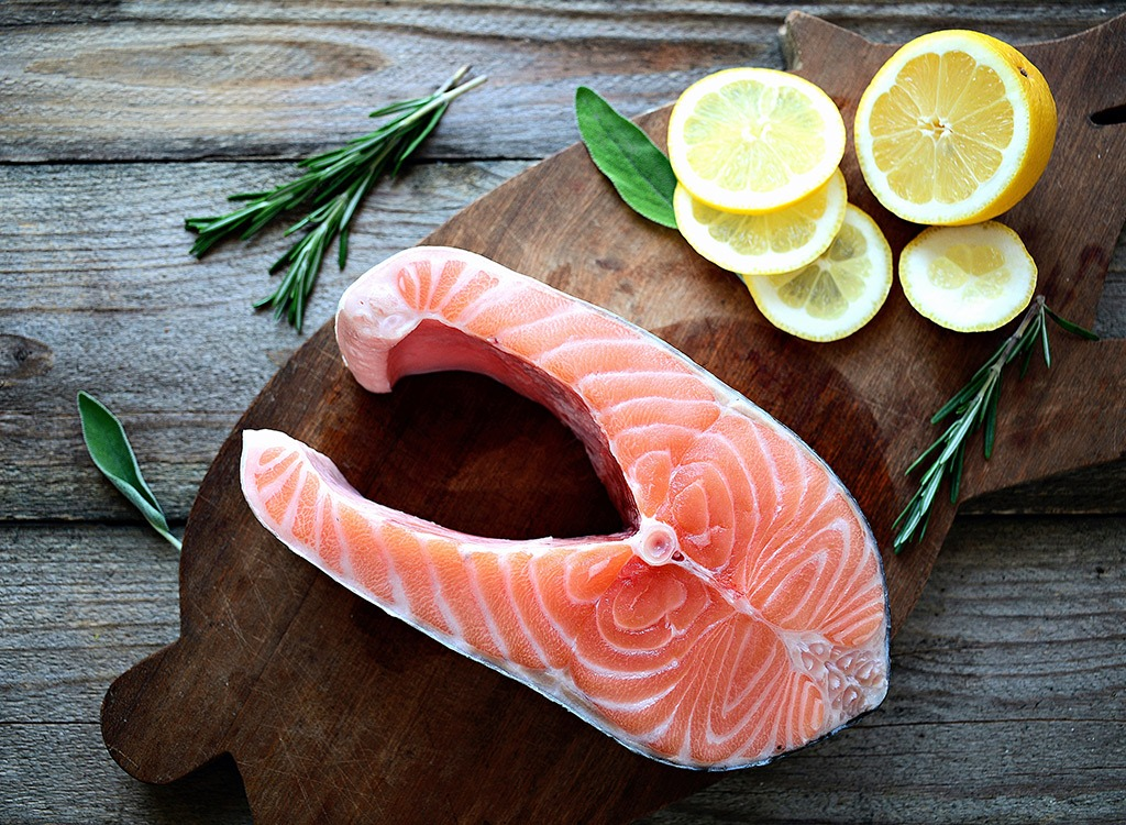 healthy cooks oily fish