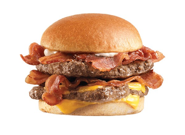 Fast food burgers ranked Baconator