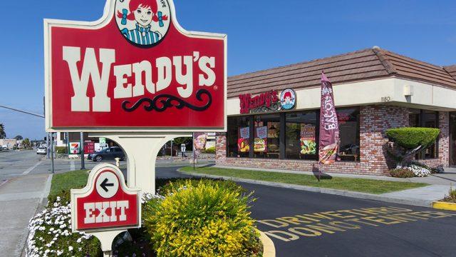 Wendy's exterior