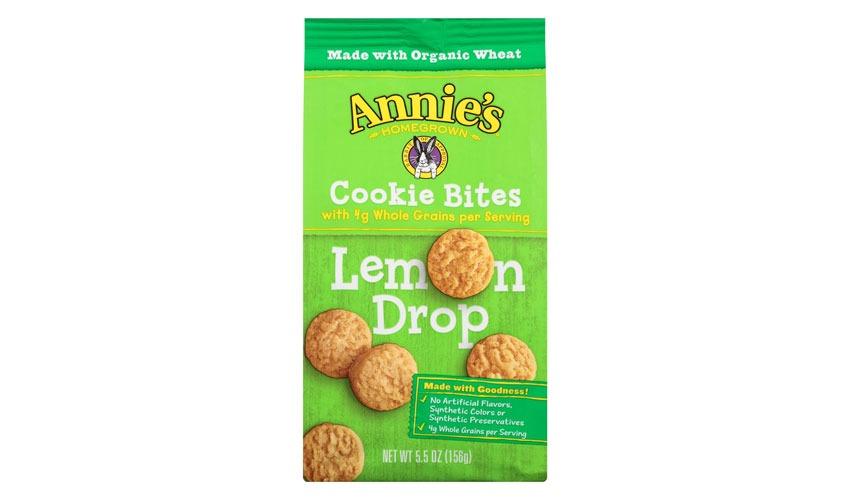 Annie's Lemon Drop Cookie Bites