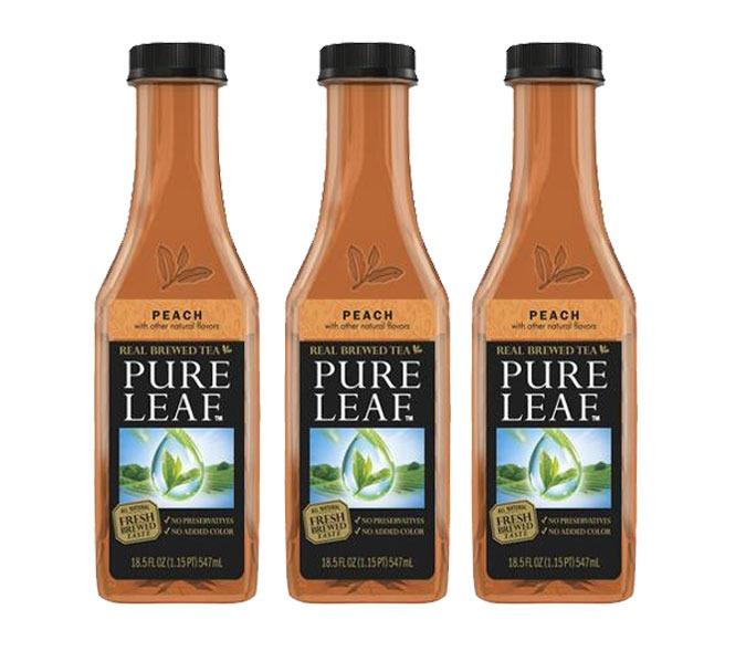 ETNT Low Sugar Pure Leaf Peach