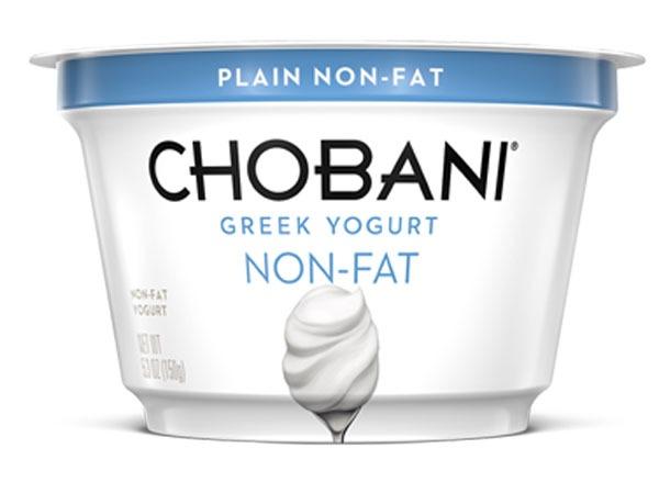 Chobani Nonfat Greek Yogurt Plain