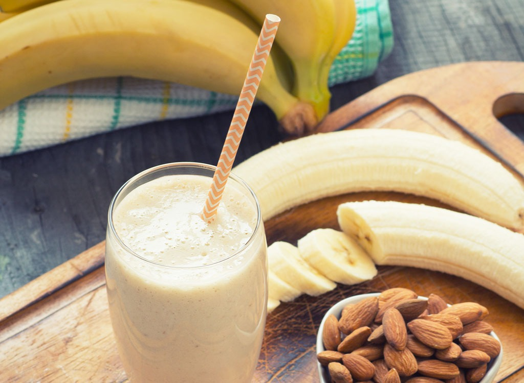 best hangover cure foods - soy protein shake