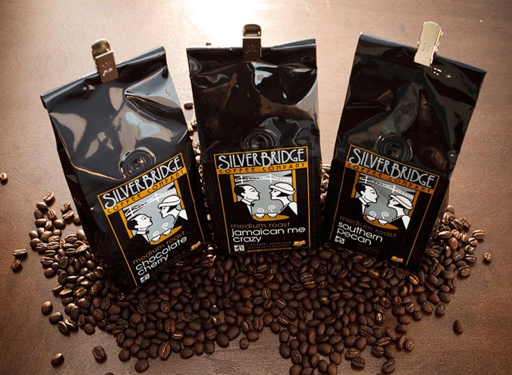 silver bridge coffee company