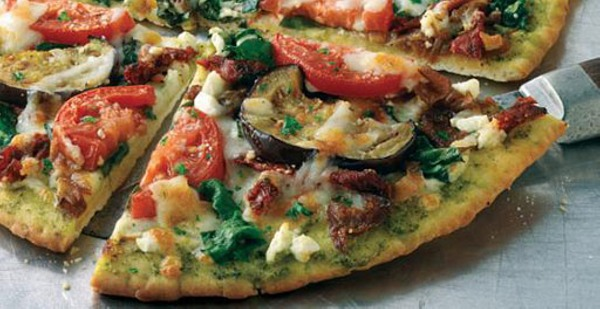 healthy pizza at uno pizzeria grill