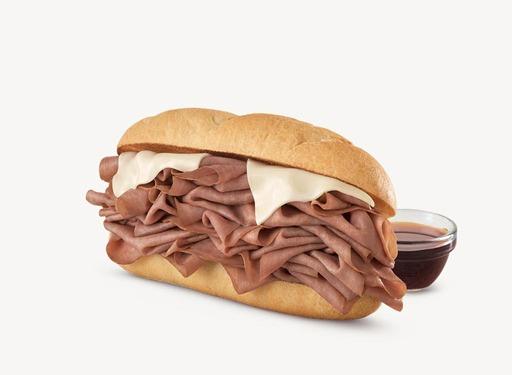 arbys french dip sandwich