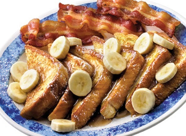 eat n' park bananas foster french toast