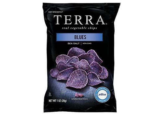 TERRA chips blues