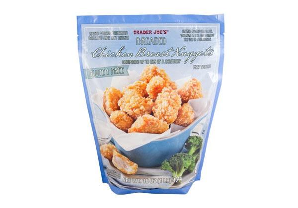 Trader Joes Gluten Free Breaded Chicken Breast Nuggets