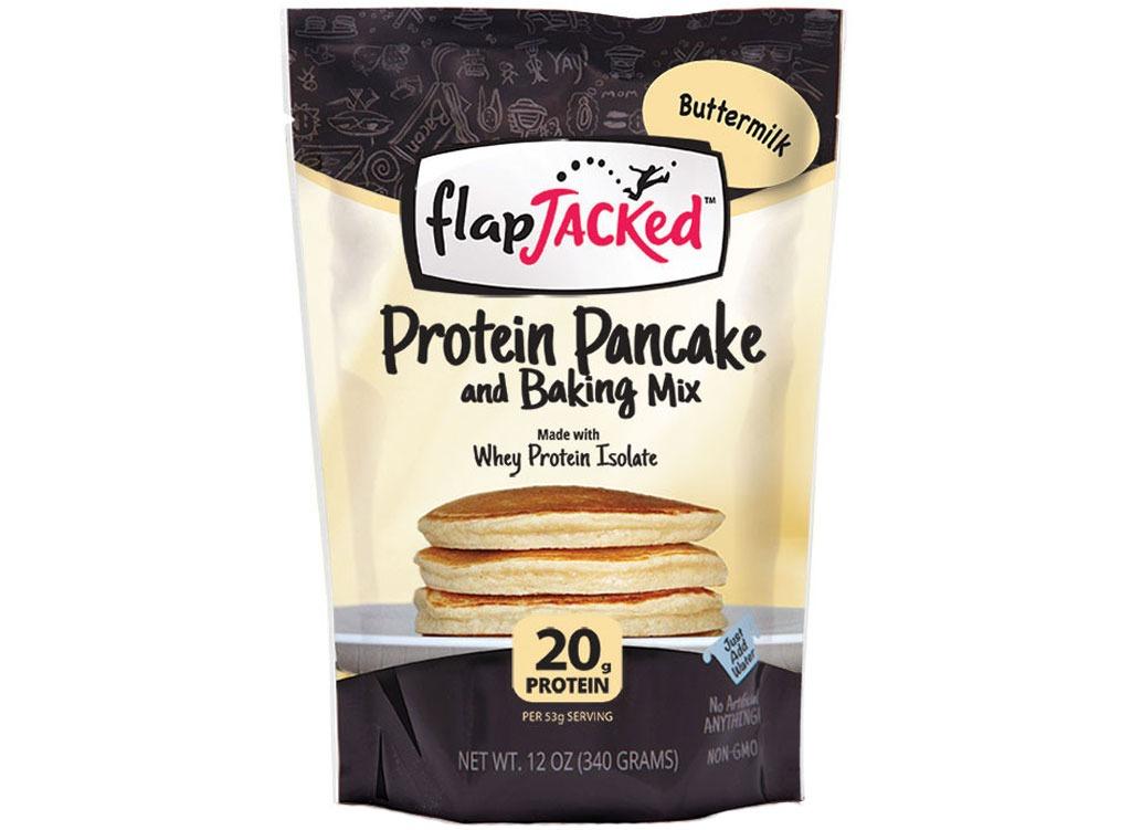 Flapjacked buttermilk protein baking mix