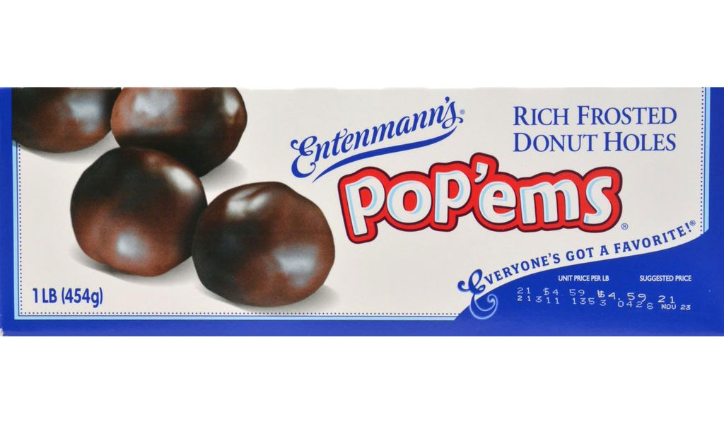 entenmanns popems frosted