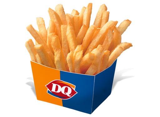 Dairy queen fries