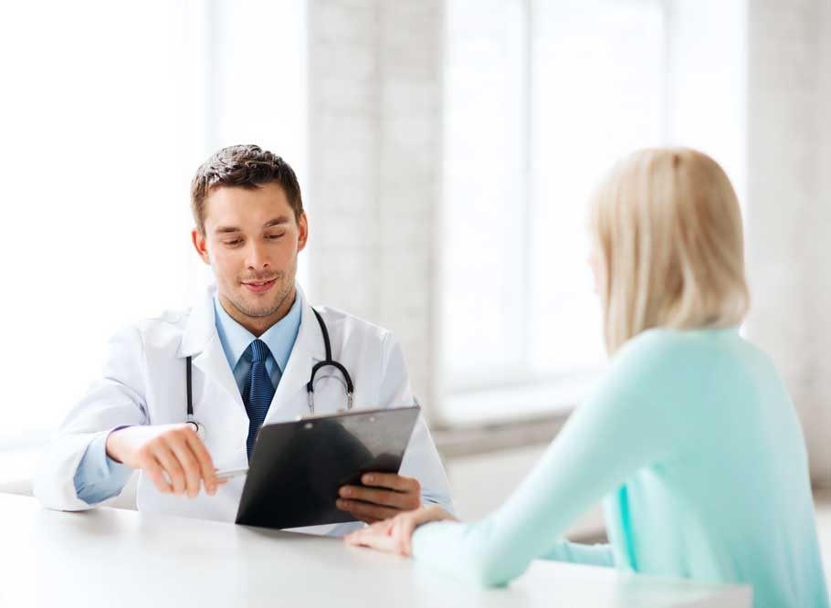 Doctor consult