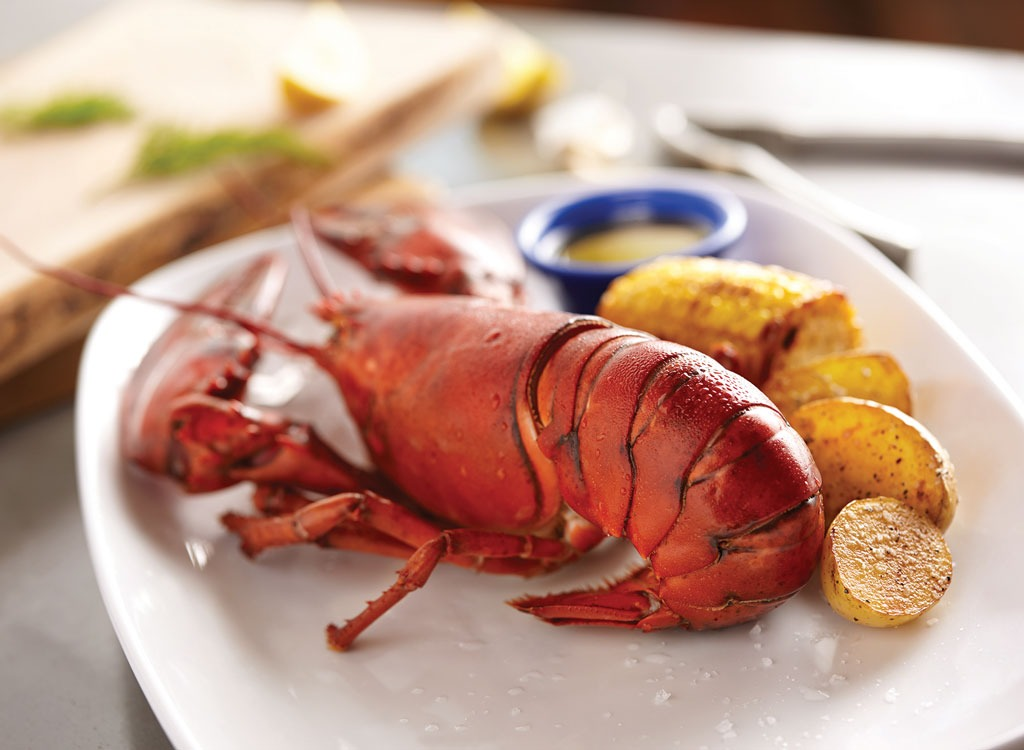 What Diet Experts Eat at Red Lobster - Red Lobster