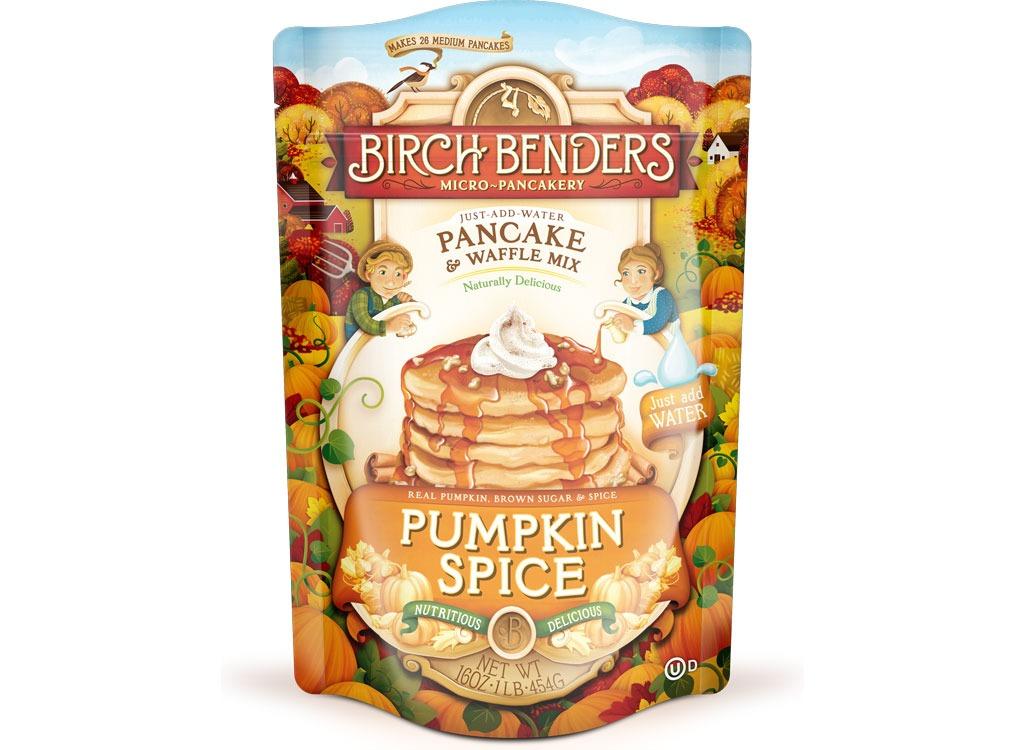 birch benders pumpkin pancake waffle mix