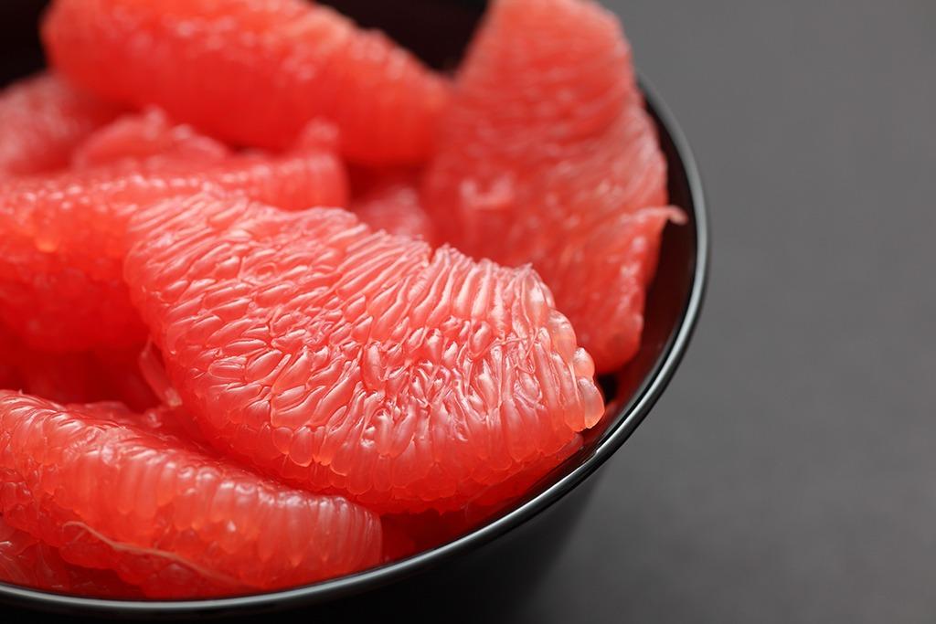 toned body grapefruit