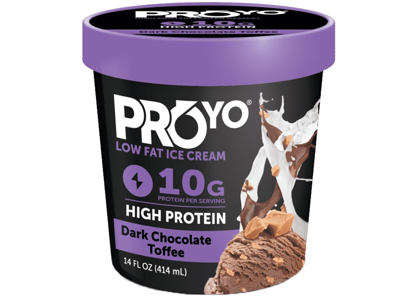 Proyo Dark Chocolate Toffee