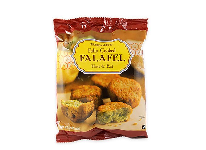 trader joes fully cooked falafel