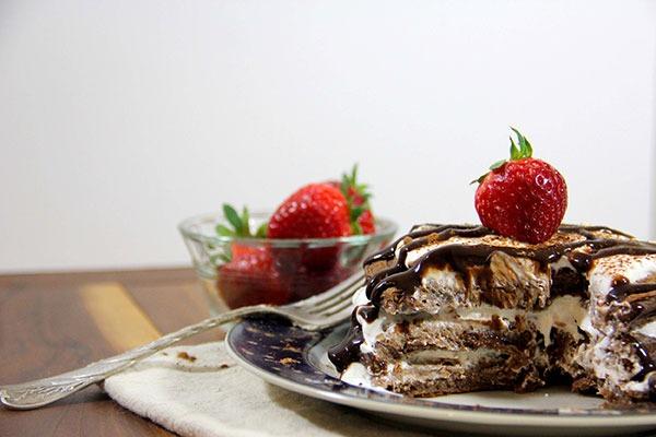 vegan tiramisu protein pancakes recipe