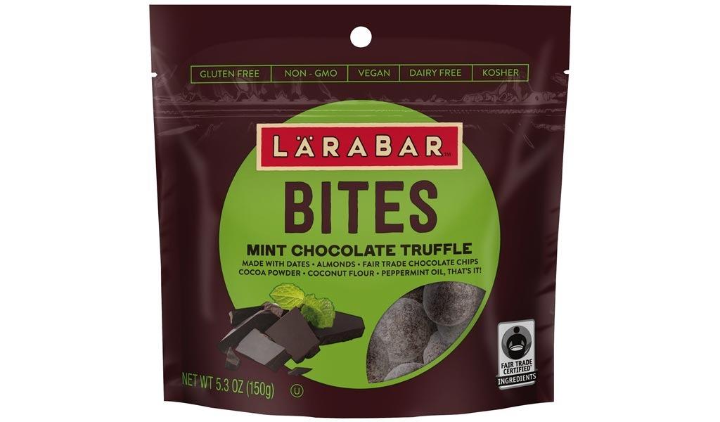lärabar bites mint chocolate truffle