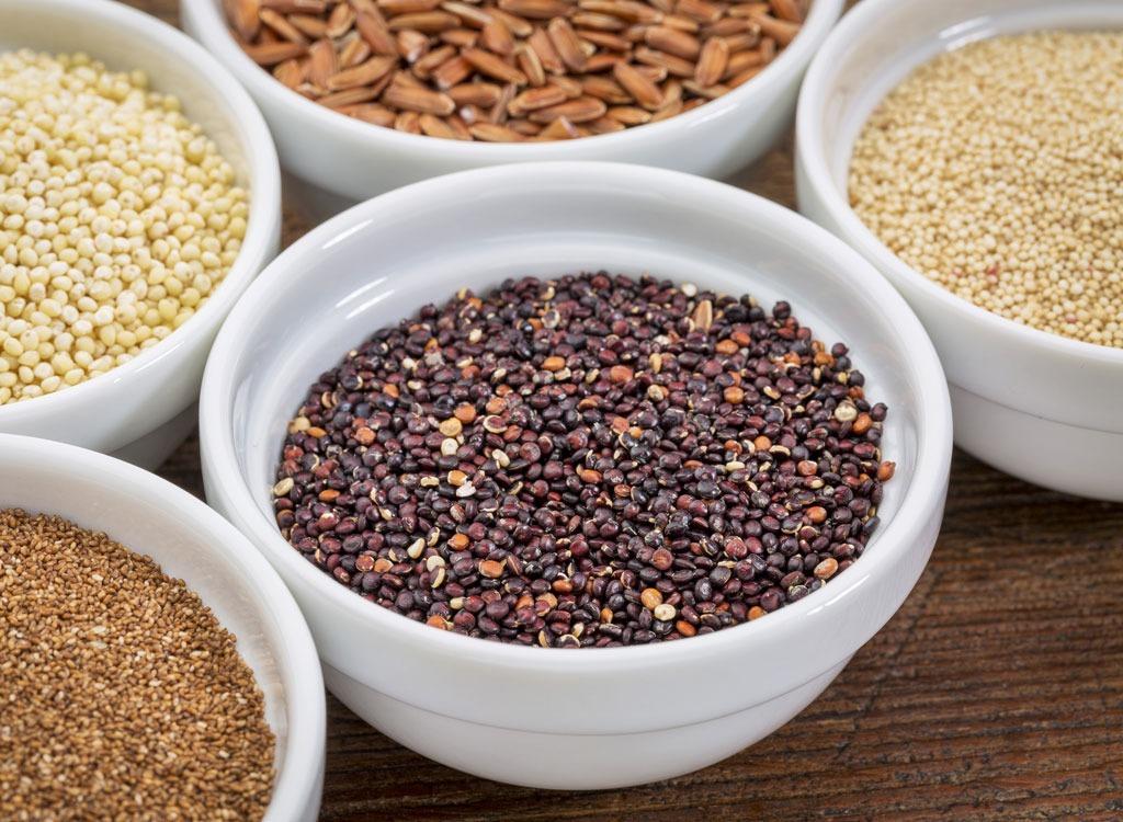 green tea weight loss quinoa