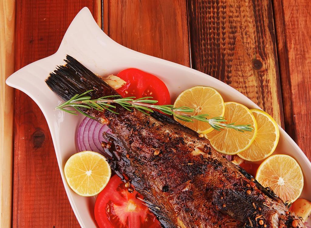 Fish ranked Black Sea Bass