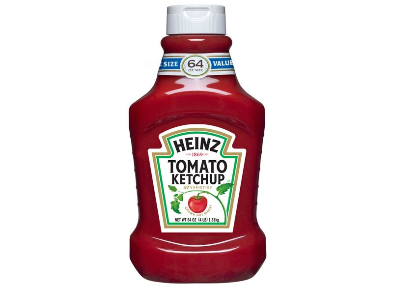 Sneaky serving sizes ketchup