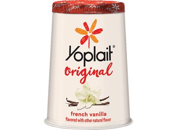 Yoplait Original French Vanilla