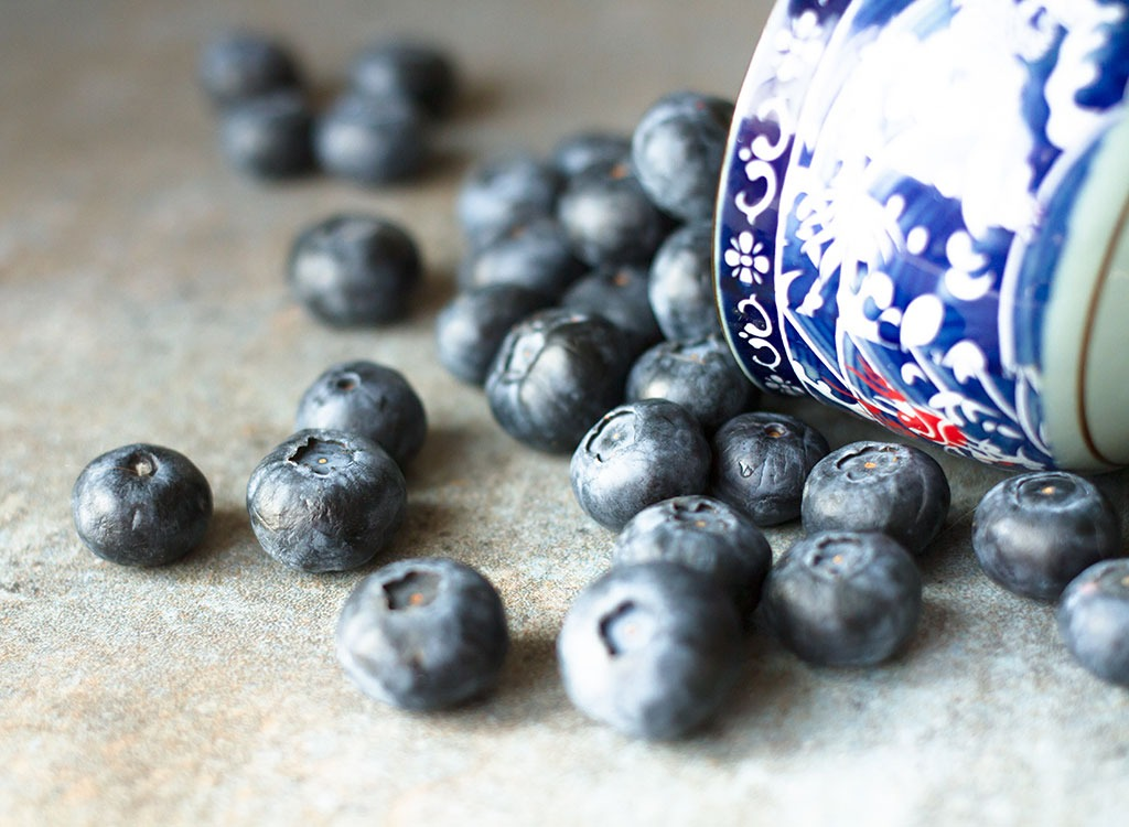 weight loss smoothies blueberries