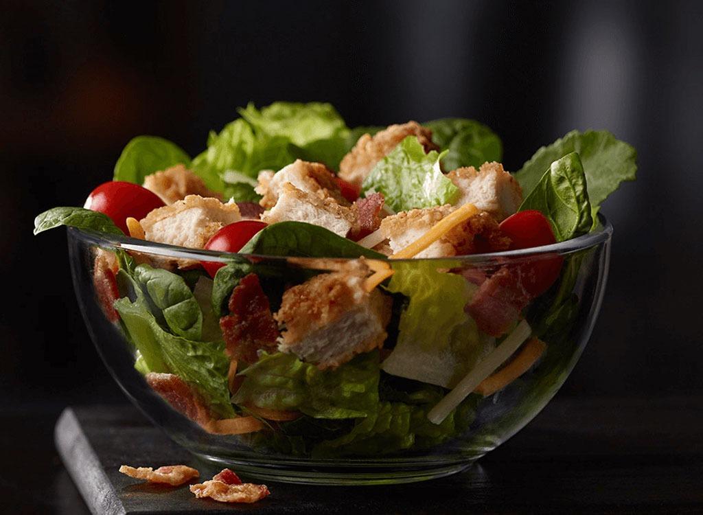 McDonald's salad