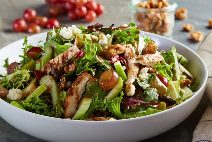 California Pizza kitchen waldorf salad