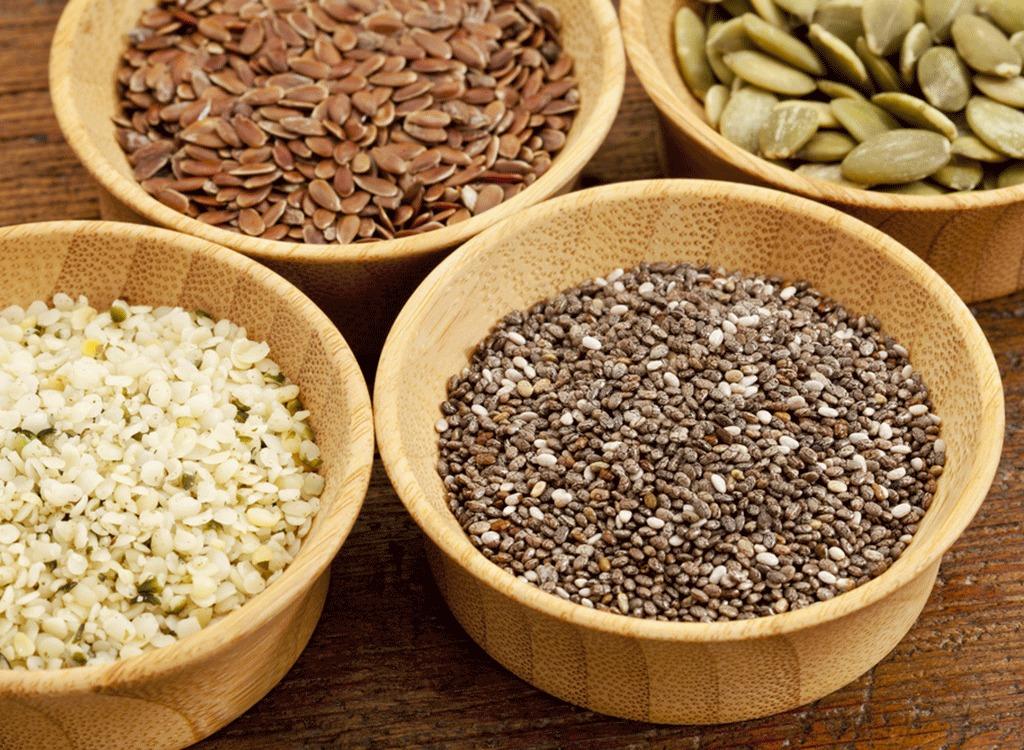 Assortment of seeds